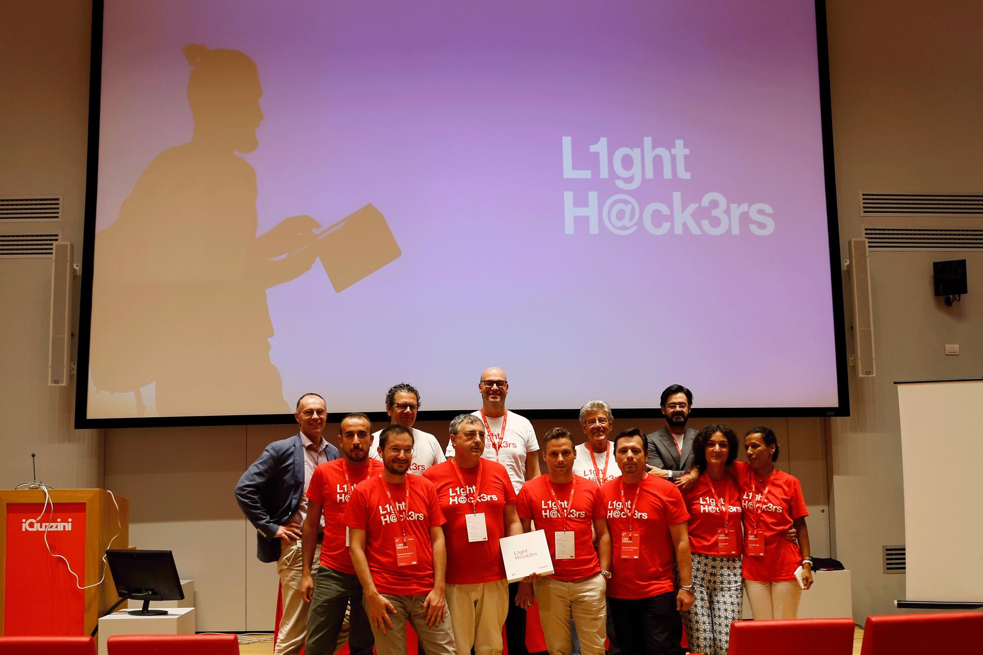 LightHackers, iGuzzini's Hackathon reward innovation