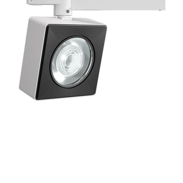 View Opti Beam Lens quadratisch - 157x157 mm