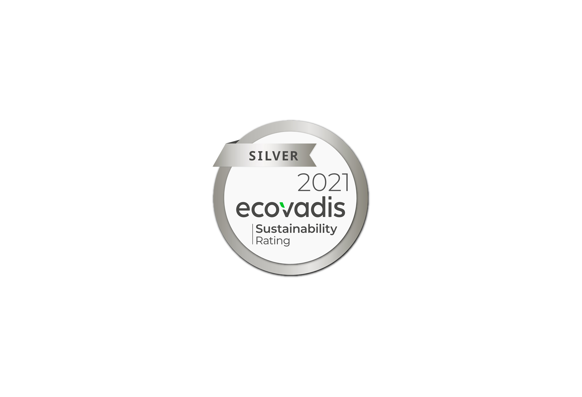 EcoVadis Silver Medal
