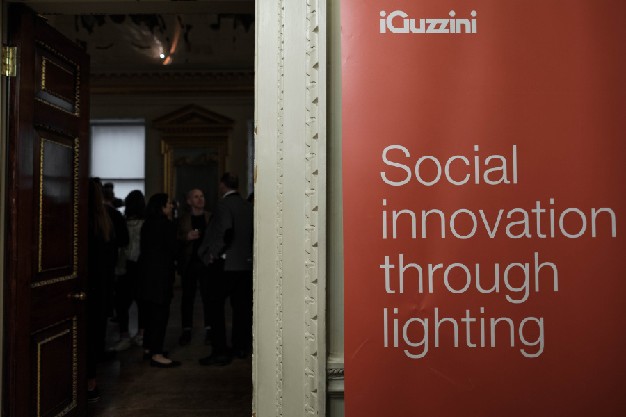 iGuzzini intelligent lighting for the Royal Academy of Arts