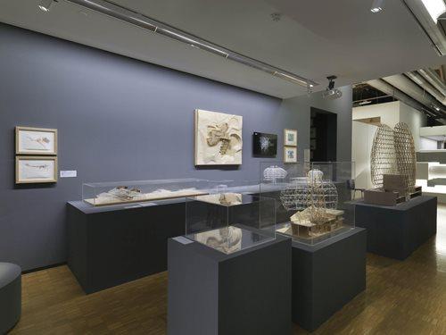 Au Centre Pompidou, une exposition sur MiAS Architects, auteurs du siège catalan d'iGuzzini