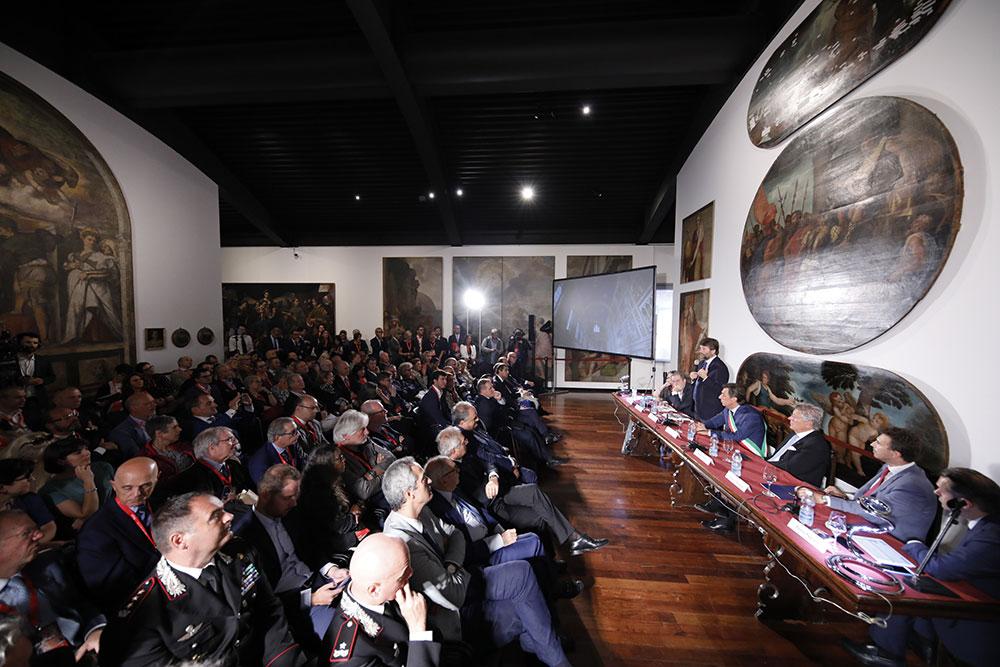 iGuzzini brings new light to Maestro Giotto's masterpiece