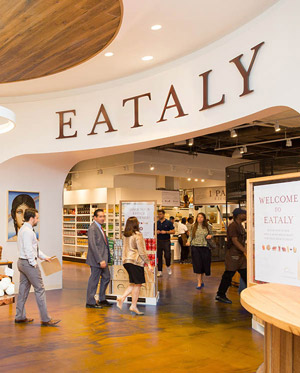Eataly al World Trade Center