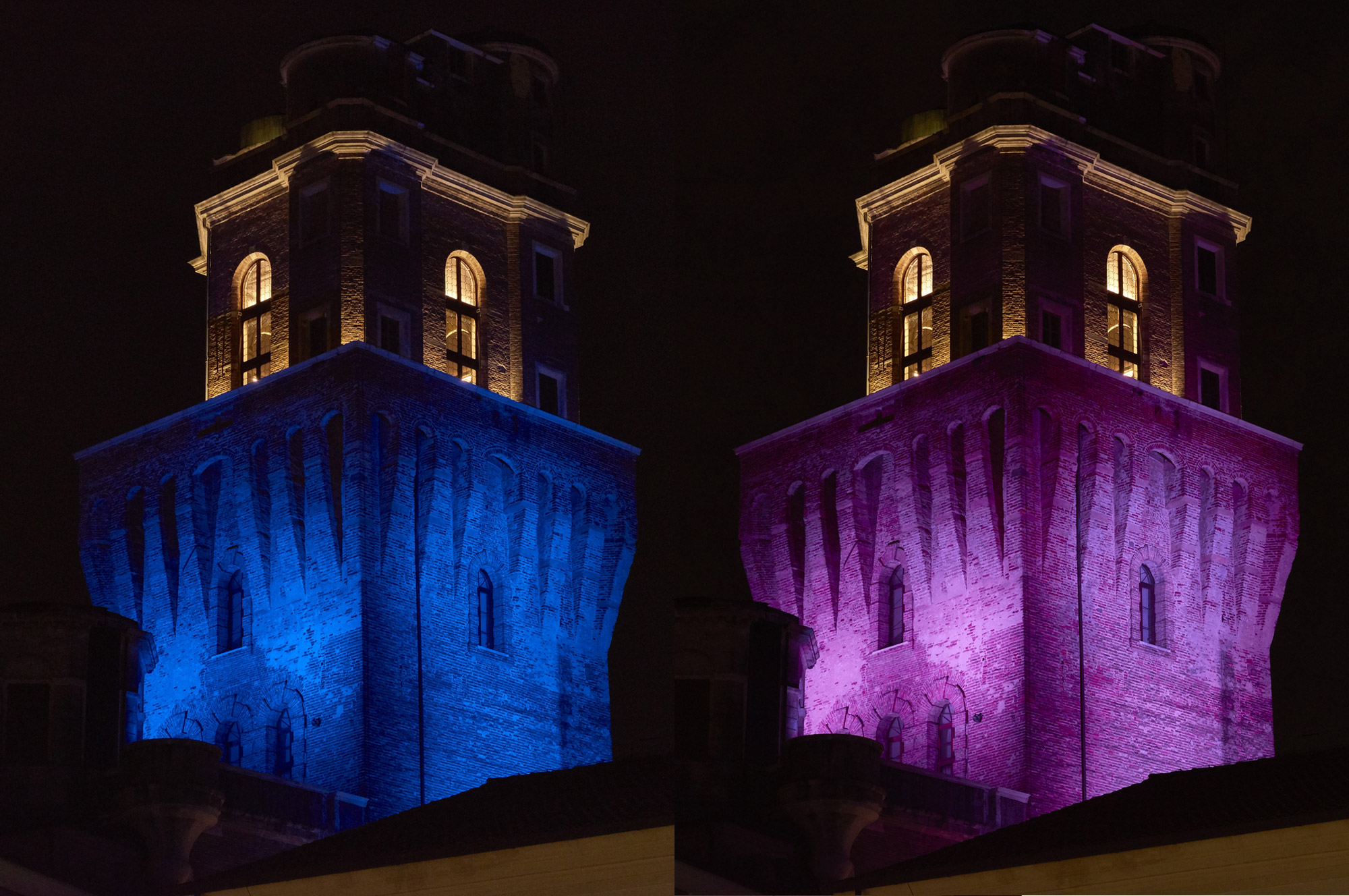 """Lighting the Specola tower: """"A cultural, not just a technical project"""""""