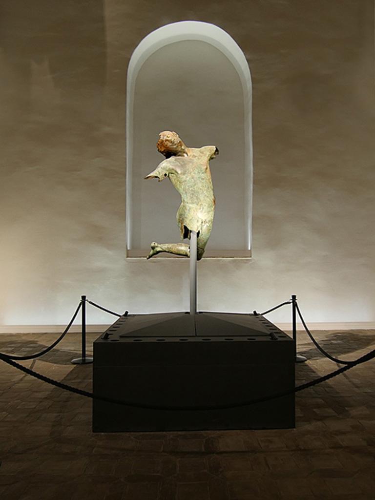 Museum of the Dancing Satyr, Mazara del Vallo (Italy)