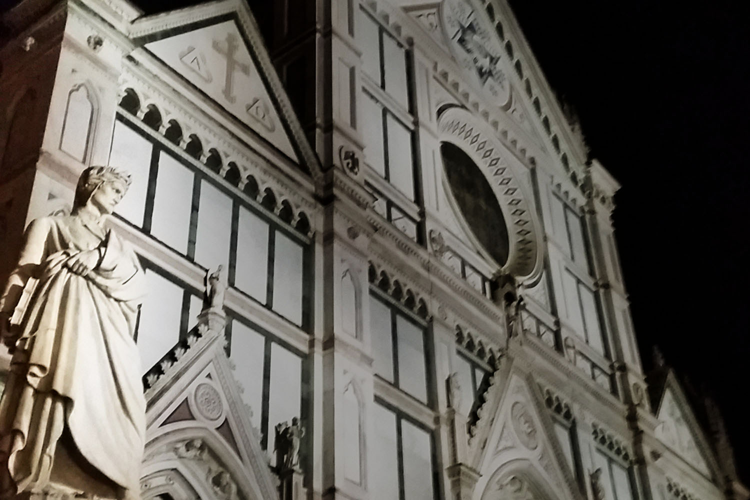 Light is Back: Santa Croce