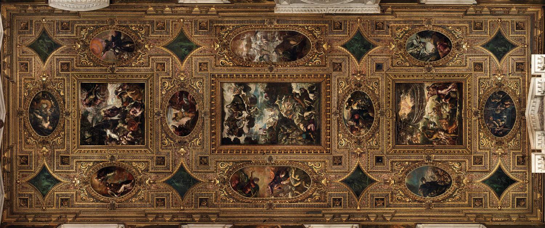 Tintoretto. Scuola Grande di San Rocco