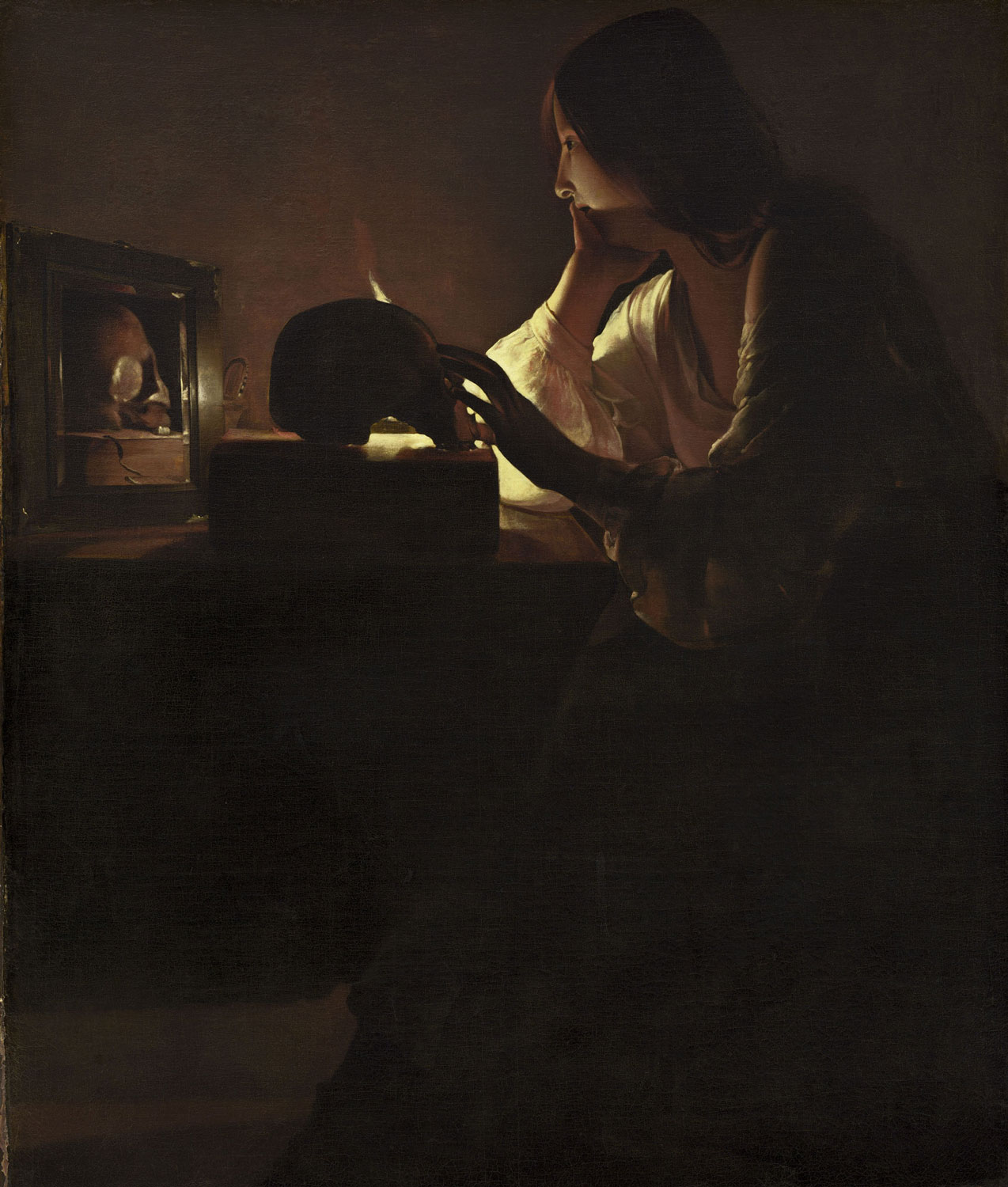 Georges de La Tour: the contrast between day and night