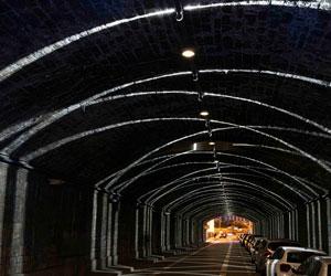 La lumière au bout du tunnel à Lyon
