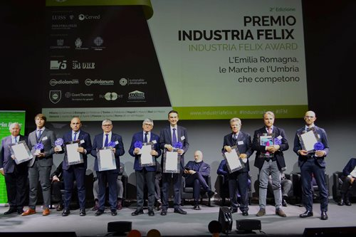 iGuzzini wins the Felix Industria Prize