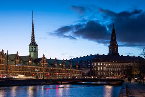 A plan of action for the urban lighting of Copenhagen