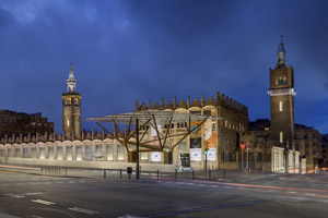 Caixa Forum Cultural Centre