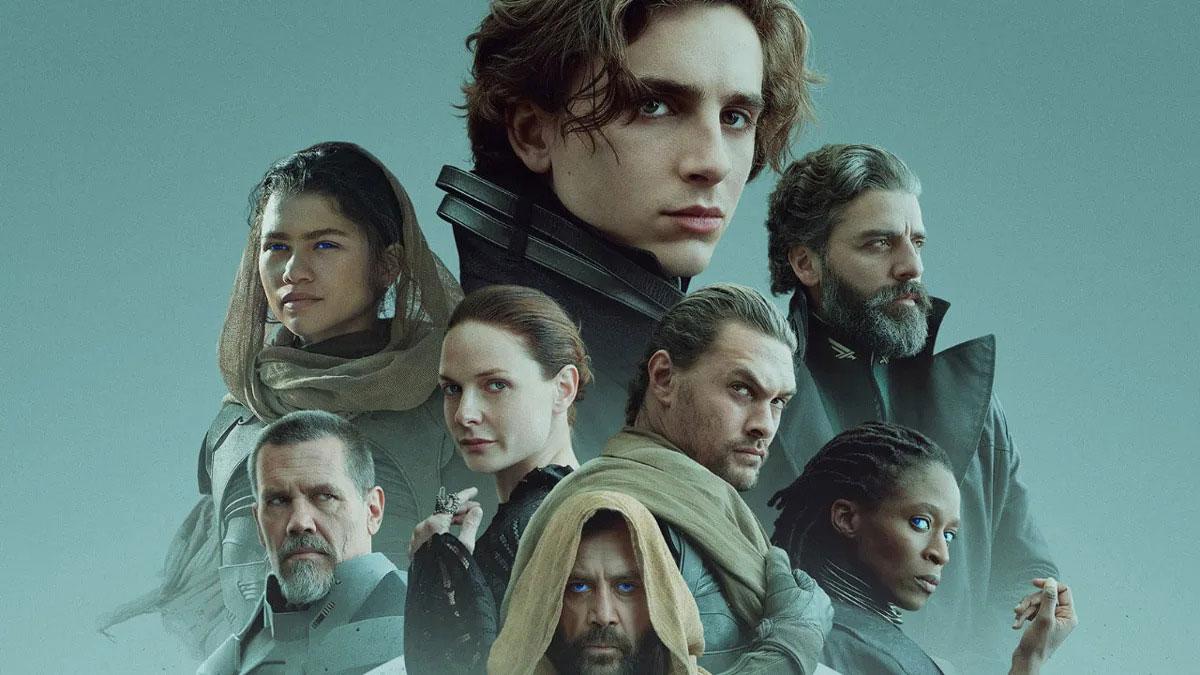 The dark side of Dune