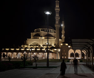 The Sharjah Mosque