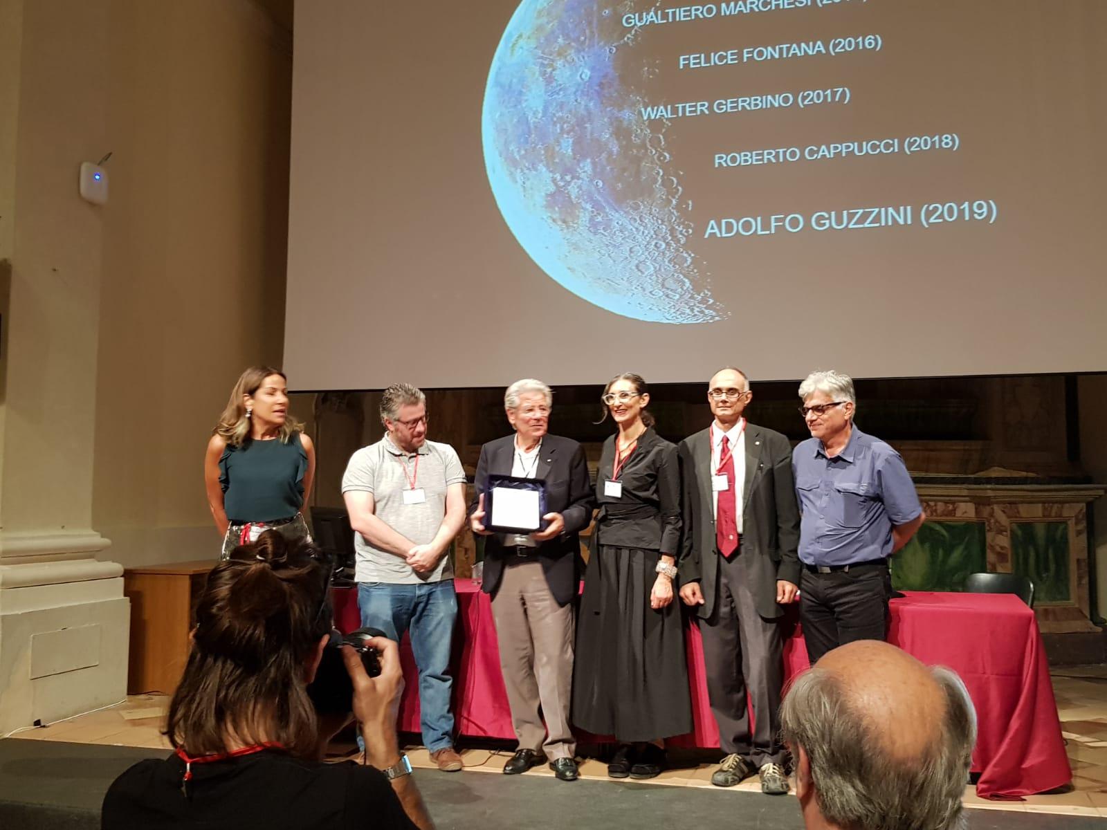 Adolfo Guzzini awarded the Premio Colore 2019