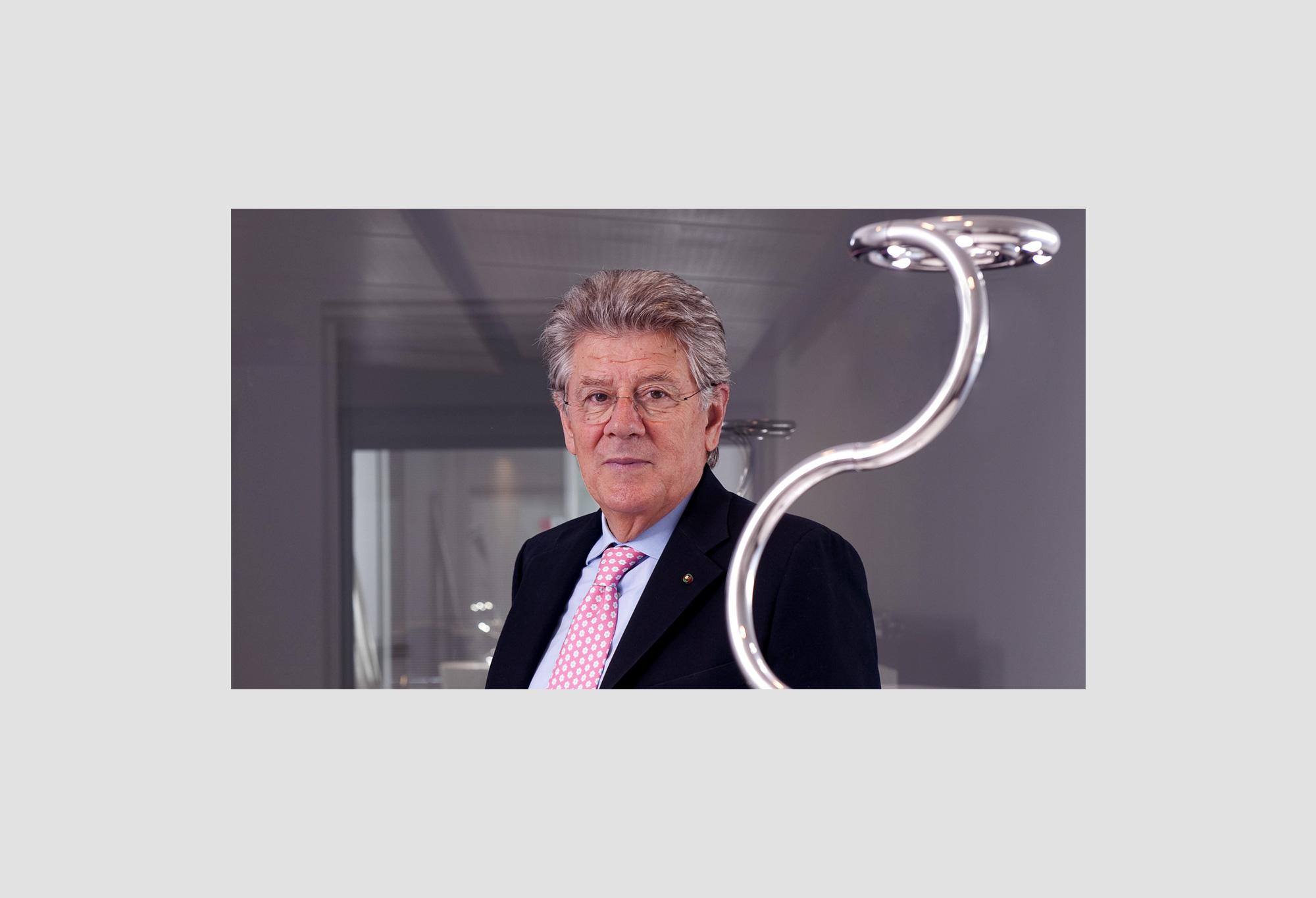 Adolfo Guzzini si racconta al SAAD - 27-11-2018