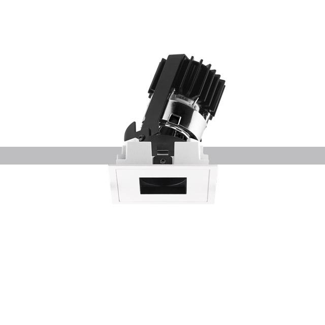 Laser Pinhole - Schwenkbar quadratisch