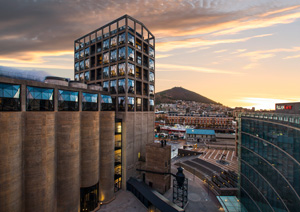 Lo Zeitz Museum of Contemporary Art Africa (Zeitz MOCAA)